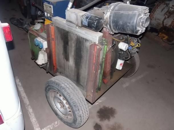 Дизельный генератор deutz , фотография 2