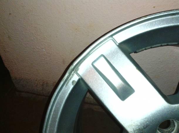 Колесные диски Mondeo, фотография 2