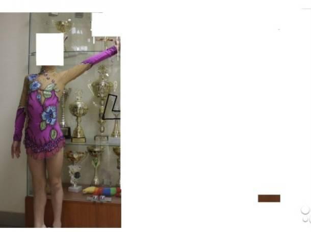Продам купальник для художественной гимнастике, фотография 1