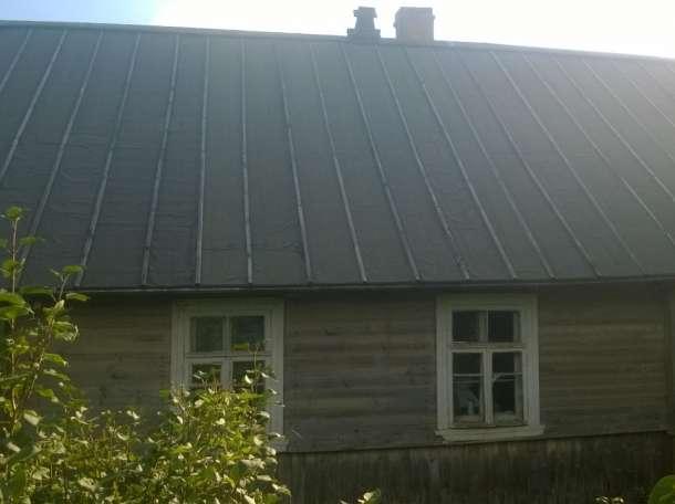 Дом в селе рядом с церковью и озером, Качаново, Палкинский р-н, Псковская область, фотография 3
