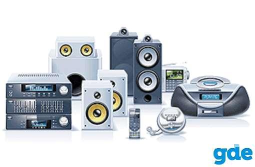 Профессиональный ремонт аудиотехники, фотография 2