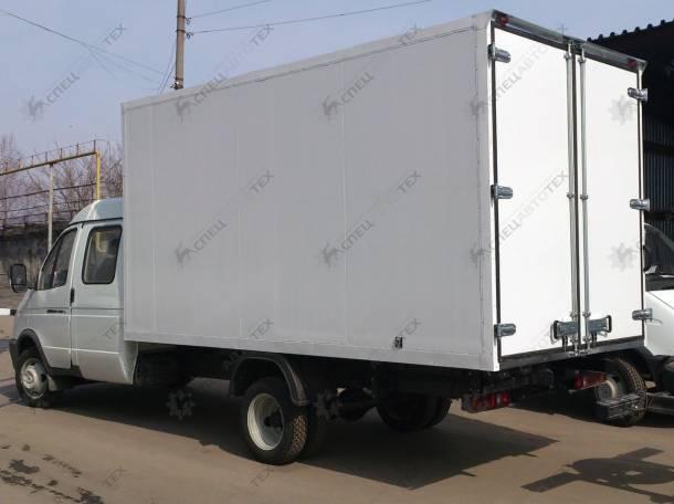 Установка фургонов на б/у автомобили Газель, Валдай, 3309 и др. , фотография 1
