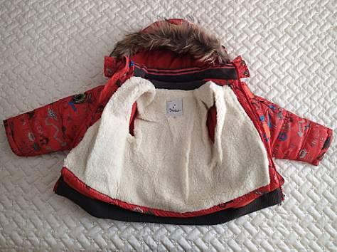 Продам зимнюю куртку на мальчика, фотография 5