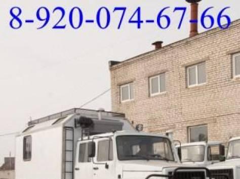 Фургон мастерская, фотография 2