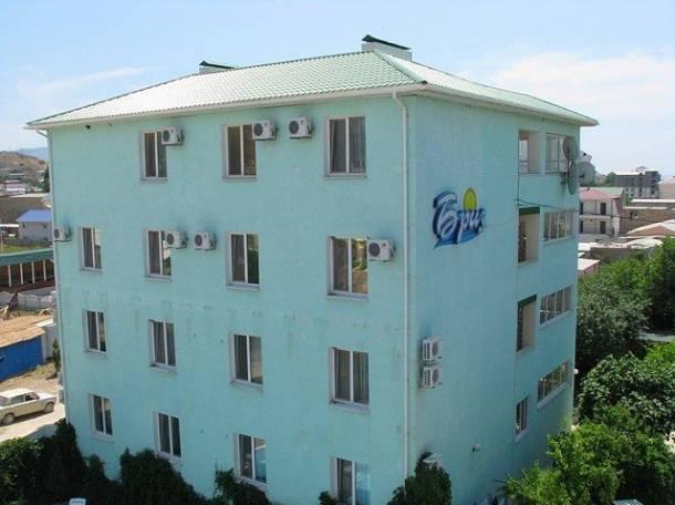 Приглашаем посетить Гостиничный дом в Судаке, Крым ул.Таврическая 76, фотография 1