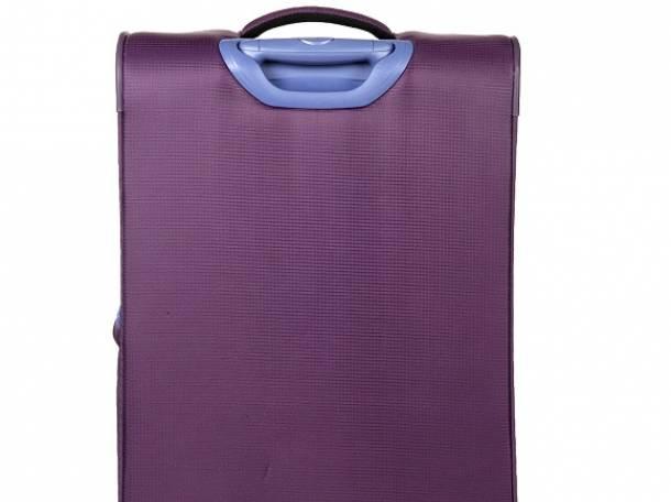 Чемодан Verage 12113we purple 24 дюймов.(+скидка 15% от цены), фотография 5