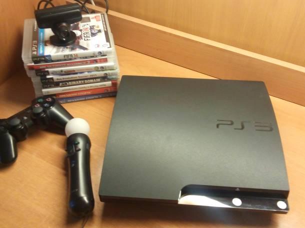 Продаю PS3, фотография 2