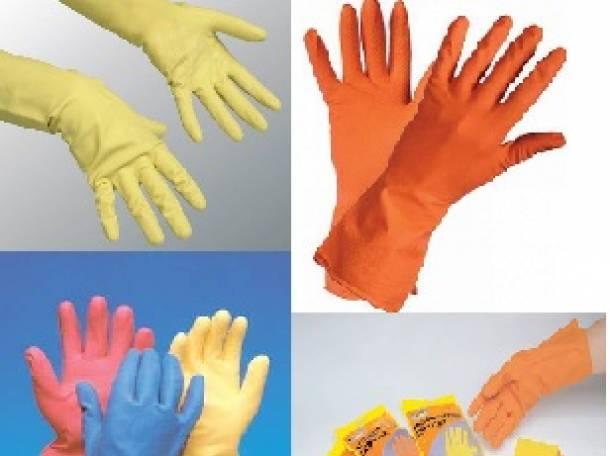 перчатки ХБ c ПВХ и БЕЗ, фотография 2