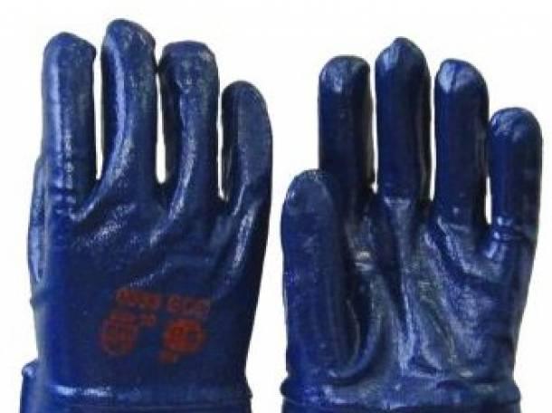 перчатки ХБ c ПВХ и БЕЗ, фотография 5