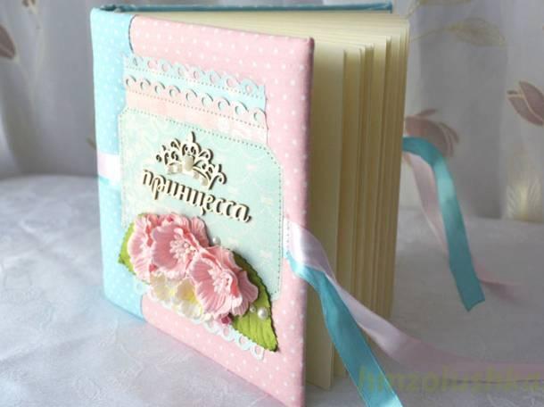 Набор для девочки – фотоальбом и коробочка мамины сокровища, фотография 3