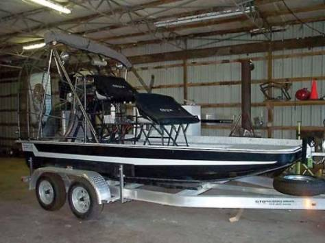 GTO Airboat, фотография 1