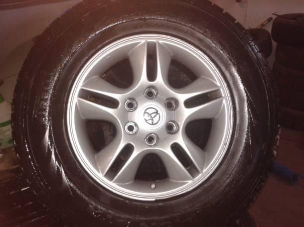 Продам комплект колес на Toyota-Lexus., фотография 2