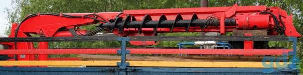 Продаю Ифу 4x4 ямобур автобур полный привод IFA, фотография 4