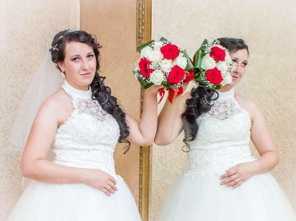 продам свадебное платье, фотография 3