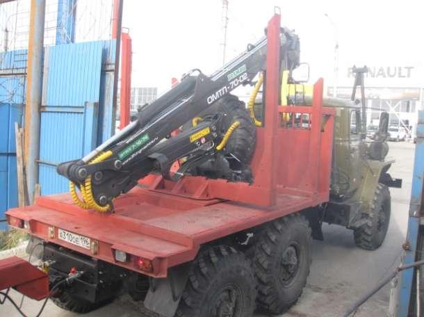 В продаже грузовой автопоезд Урал Лесовоз (ДВС ЯМЗ236,238), фотография 3