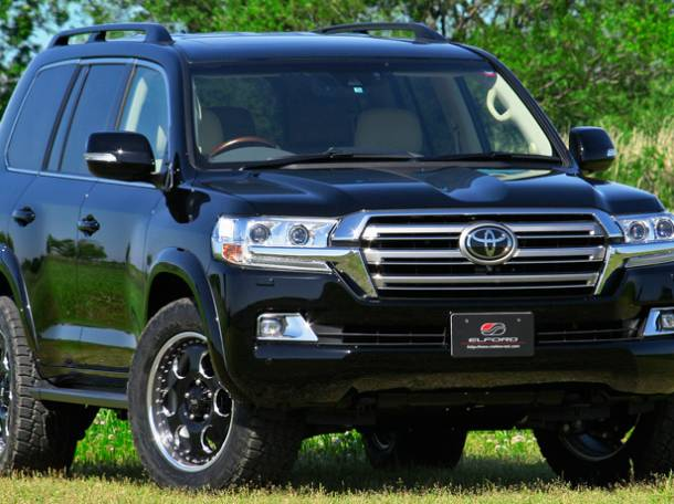 расширители колесных арок toyota land cruiser 200