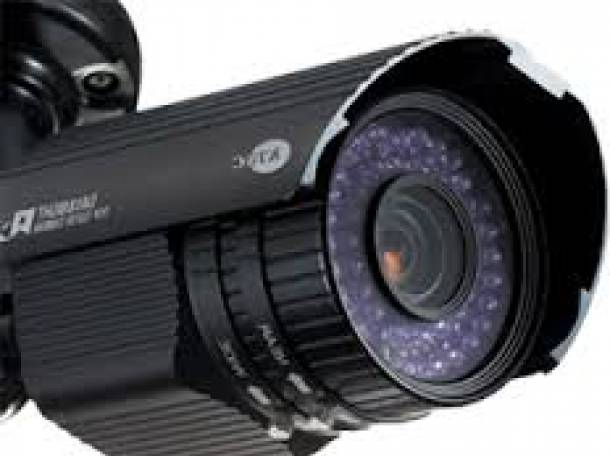 Видеонаблюдение,СКУД , локальные сети, фотография 1