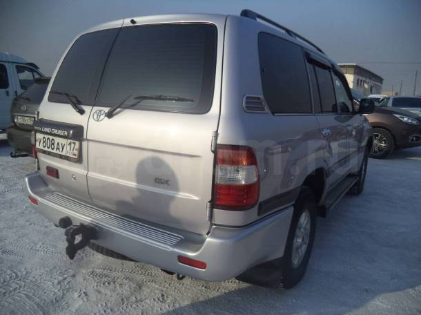 Toyota Land Cruiser, 2005 год, фотография 3