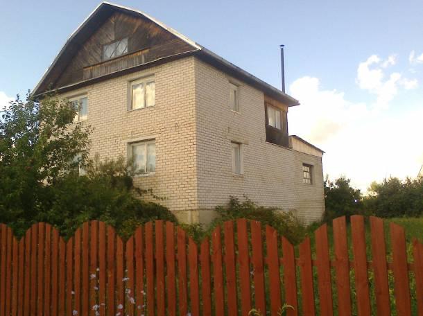 Коттедж 139 м² на участке 15 сот., фотография 1