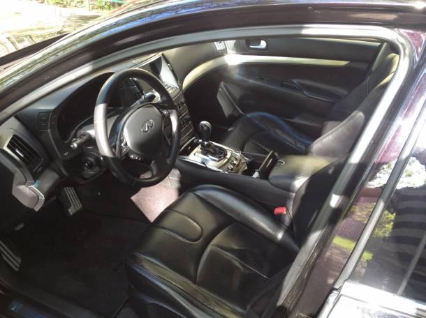 Продаю Infiniti G25 2012 года максимальная комплектация, фотография 6