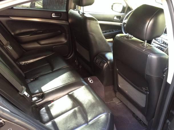 Продаю Infiniti G25 2012 года максимальная комплектация, фотография 8