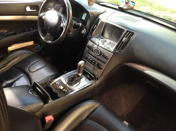 Продаю Infiniti G25 2012 года максимальная комплектация, фотография 9