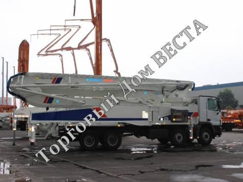 Автобетононасос ZOOMLION ZLJ5440THB 56X-6RZ, фотография 1