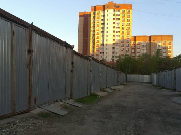 Продам охраняемый металлический гараж 21 м², МО, ул Новая, ГСК Городок, фотография 2