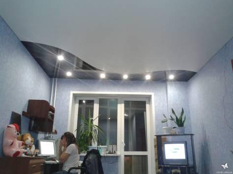 натяжные потолки, фотография 2
