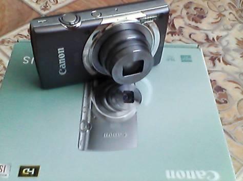 Компактная камера Canon Digital ixus 150 Grey, фотография 2