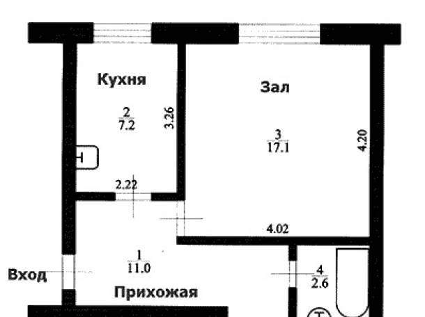 Продается квартира в г. Калач-на-Дону, ул. Революционная, 417, фотография 1