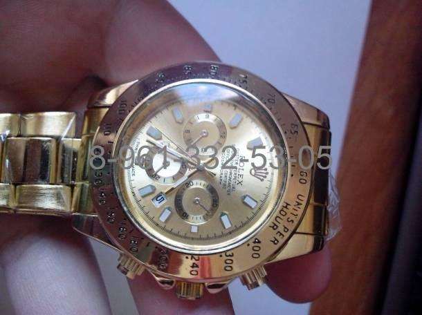 Rolex Daytona золотые из стали в наличии, фотография 2