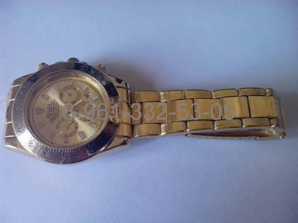 Rolex Daytona золотые из стали в наличии, фотография 3