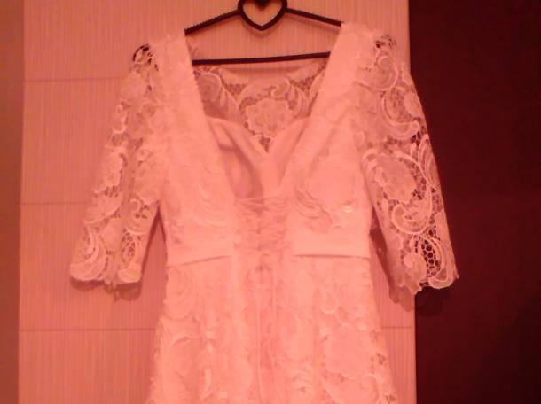 Свадебное платье, фотография 3