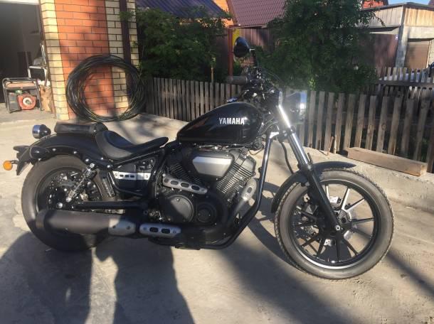 Мотоцикл Yamaha XVS 950 в отличном состоянии, Тюмень, фотография 1