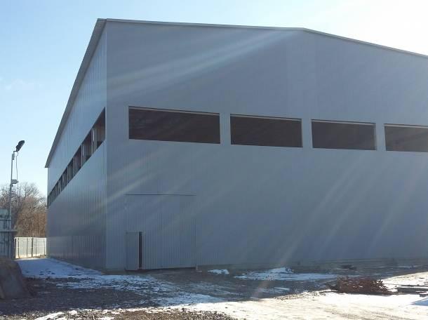 Продаю производственно-складскую базу, склад, фотография 3