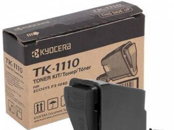 Заправка Kyocera TK-1110 для FS-1040,FS-1020MFP,FS-1120MFP , фотография 1