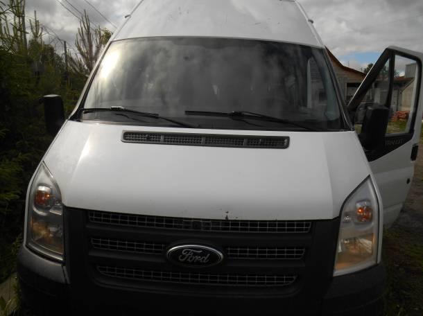 заказ автобуса Форд транзит, фотография 1