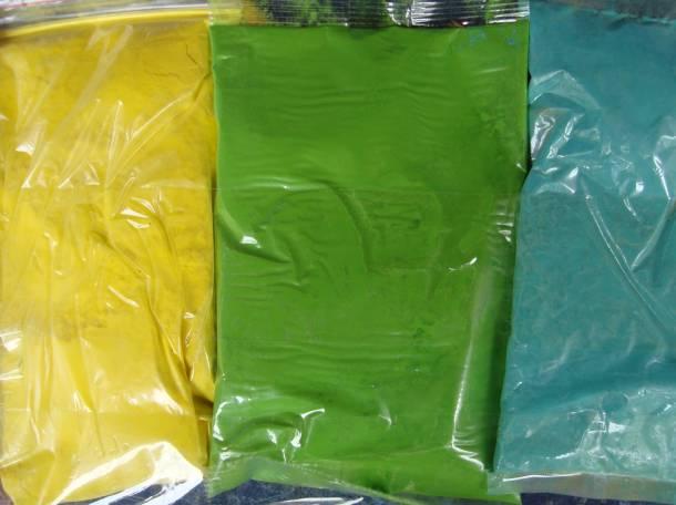 Краски Холи для фестиваля красок, фотография 1