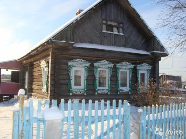 Дом со всеми удобствами для ПМЖ, Ярославская область, Первомайский район, с. Коза, фотография 1