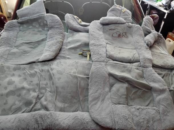 Чехлы для автомобиля б/у, фотография 2