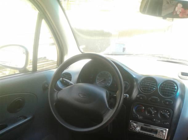 Продаю, Daewoo Matiz 2007 года выпуска в максимальной комплектации, фотография 8