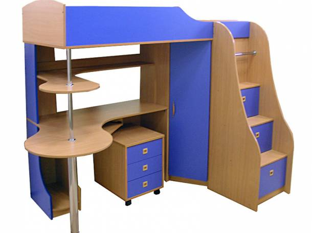 Мебель для детской на заказ, фотография 1