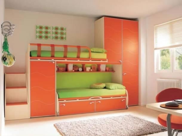 Мебель для детской на заказ, фотография 7