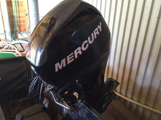Мотолодка бриг с типом двигателя mercury mef40 eel, фотография 1