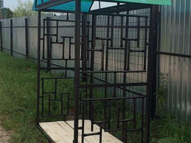 Продаем дровницы для дачи уличные, фотография 2