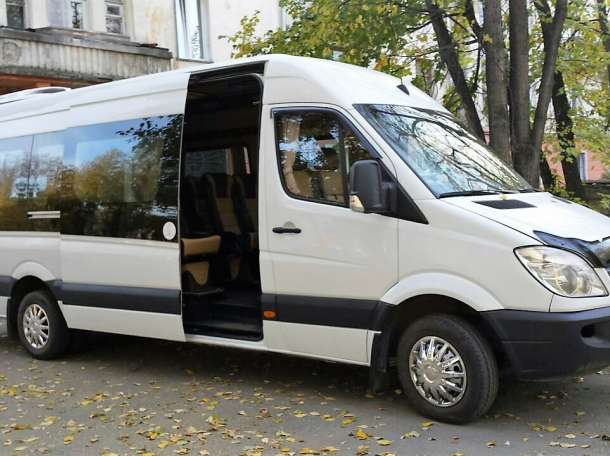 Заказ,аренда микроавтобуса в Новосибирске , фотография 1