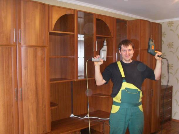 сборщик мебели, фотография 1