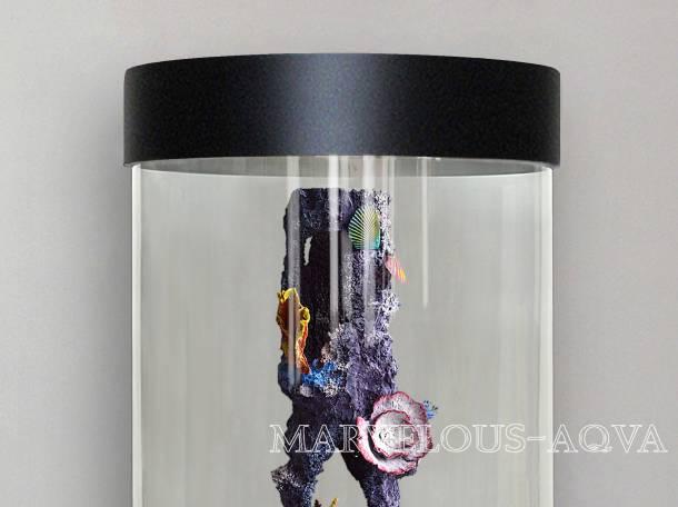 Изумительный аквариум для рыбок на 130л, фотография 2