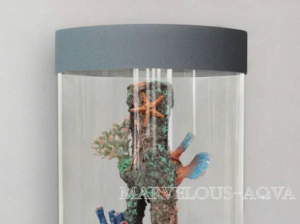 Изумительный аквариум для рыбок на 130л, фотография 4